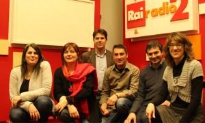 Registrazione RAI Radio 3